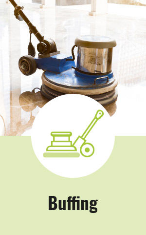 Floor buffing - Geriden Services