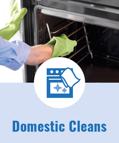 Domestic Cleans - Geriden Services