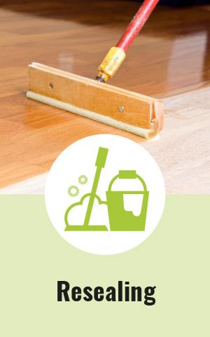 Floor resealing - Geriden Services