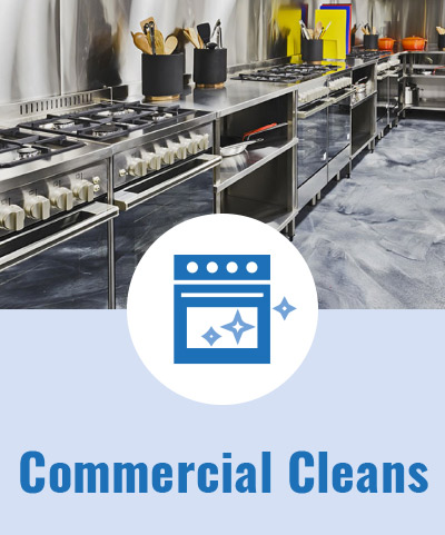 Commercial Cleans - Geriden Services